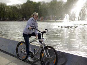 В этом году москвичи совершили более миллиона поездок на городских велосипедах