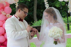 """Всего в период празднования Дня города в Москве планируют пожениться около двух тысяч пар. Фото: Екатерина Якель, """"Вечерняя Москва"""""""