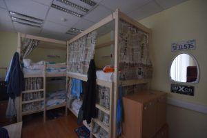 Проверку хостела организовали в Хамовниках по просьбе горожан. Фото: Наталья Феоктистова, «Вечерняя Москва»