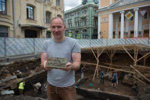 Найденные артефакты попадут в Музей Москвы. Фото: архив, «Вечерняя Москва»
