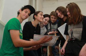 Ротация кадров состоялась в Молодежной палате района. Фото: Наталия Нечаева, «Вечерняя Москва»