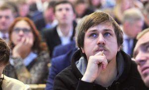 Первую встречу участников программы «Мастер слова» организовали активисты Молодежной палаты. Фото: официальный сайт мэра Москвы