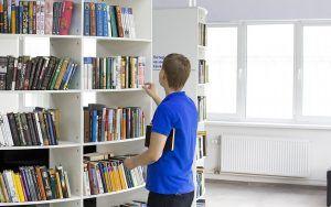 Литературная встреча пройдет в Центре чтения и творческого развития. Фото: официальный сайт мэра Москвы