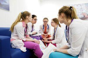 Финал Олимпиады по хирургии состоится в Сеченовском университете. Фото: Антон Гердо, «Вечерняя Москва»