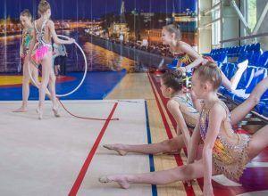 Команда школы №29 взяла золото на Кубке Москвы по гимнастике. Фото: сайт мэра Москвы