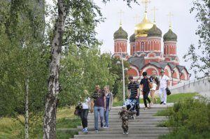 Новый маршрут представлен на портале «Узнай Москву». Фото: Александр Кожохин, «Вечерняя Москва»