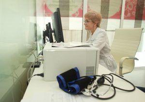 В городские поликлиники примут 500 врачей узких специальностей. Фото: наталия Нечаева, «Вечерняя Москва»