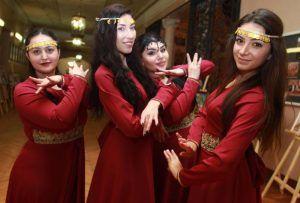 День армянской письменности состоится в лингвистическом университете. Фото: Наталия Нечаева, «Вечерняя Москва»