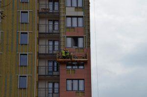 Капитальный ремонт жилого дома проведут в районе. Фото: Анна Быкова
