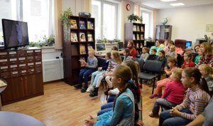 Детям расскажут о личной безопасности в библиотеке имени Аркадия Гайдара. Фото: Анна Быкова