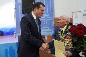 Форум «Победа нашей памяти» состоялся в Центральном административном округе. Фото: Денис Кондратьев