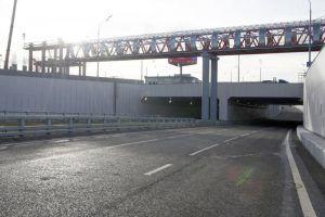Дорожная улица стала полноценным дублером Варшавского шоссе. Фото: Владимир Новиков, «Вечерняя Москва»
