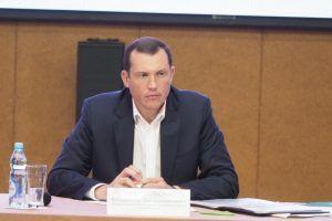 Заседание комиссии по обеспечению пожарной безопасности состоялось в Префектуре ЦАО. Фото: Антон Гердо, «Вечерняя Москва»