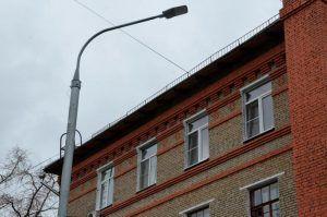 Фасады домов привели в порядок на районной улице. Фото: Анна Быкова