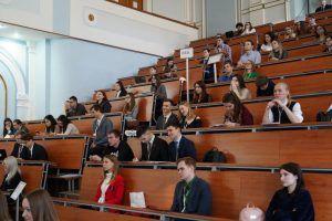 Научно-практическая конференция состоится в лингвистическом университете. Фото: Денис Кондратьев