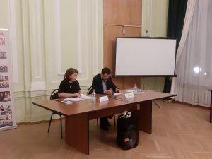 Встреча с исполняющей обязанности главы управы района Хамовники Екатериной Берсеневой прошла 15 января. Фото: Екатерина Гринева