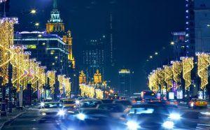 Режим работы общественного транспорта скорректируют в Рождество. Фото: сайт мэра Москвы