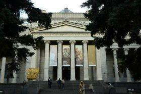 Новый сезон фестиваля запустили в Музее изобразительных искусств. Фото: Анна Быкова