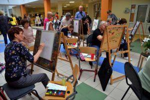 Секретами старых мастеров живописи поделятся в филиале «Хамовники». Фото: Анна Быкова