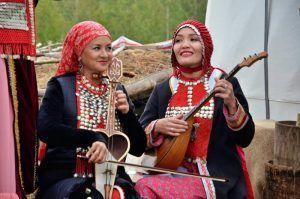 Занятия по фольклорному вокалу организуют в досуговом центре района. Фото: Анна Быкова