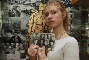 Школьники России посетят «Урок мужества». Фото: Наталия Нечаева, «Вечерняя Москва»