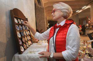 Городской блошиный рынок откроют в Музее Москвы. Фото: Светлана Колоскова, «Вечерняя Москва»