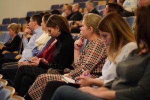 Семинар по философии организуют в музее имени Льва Толстого. Фото: Денис Кондратьев