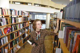 Творческая встреча с писателями состоится в библиотеке имени Аркадия Гайдара. Фото: Пелагия Замятина, «Вечерняя Москва»