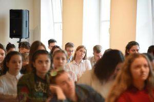 Круглый стол организуют в лингвистическом университете. Фото: Пелагия Замятина, «Вечерняя Москва»