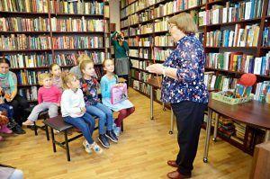 Виртуальная экскурсия состоялась в библиотеке имени Аркадия Гайдара. Фото: Анна Быкова