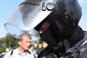 В Тверском районе оперативники задержали подозреваемую в краже. Фото: Пелагия Замятина, «Вечерняя Москва»