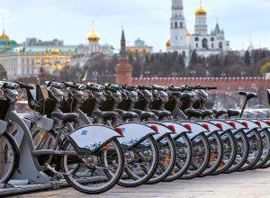 В Москве с понедельника пользоваться велопрокатом смогут все желающие. Фото: сайт мэра Москвы