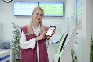 В электронной медкарте появились результаты анализов на COVID-19. Фото: Наталья Феоктистова, «Вечерняя Москва»