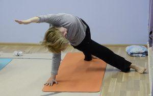 Практическое занятие по общей физической подготовке проведут в филиале «Хамовники» ГБУ «Центр»