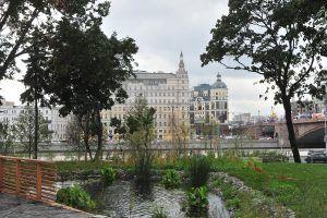 Москвичам рассказали о благоустройстве фонтанов и водных площадок в столице