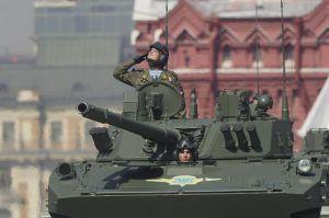 Москвичей предупредили об ограничении транспортного движения во время репетиций и проведения Парада Победы