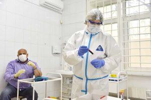 Почти 155 тысяч москвичей вылечились от коронавируса.Фото:Пелагия Замятина, «Вечерняя Москва»