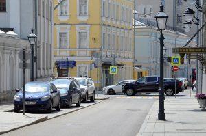 Зону действия парковки расширили в районе. Фото: Анна Быкова