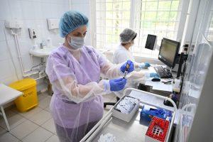 В Москве самый низкий прирост заболеваемости COVID-19