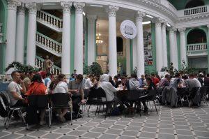 Педагогический университет проведет фестиваль молодежных медиа и журналистики. Фото: Анна Быкова