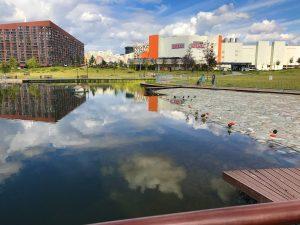 Программа для планирования прогулок по районам города стартовала в Москве