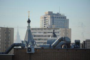 Рейды по безопасности проведут в домах района. Фото: Светлана Колоскова, «Вечерняя Москва»