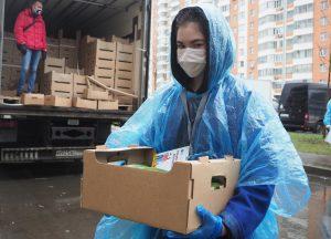 Соцработники рассказали об интересных заявках на горячую линию. Фото: Антон Гердо, «Вечерняя Москва»