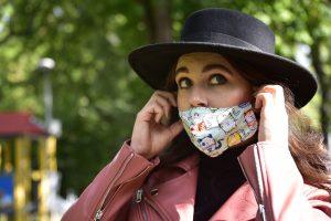 БЦ «Виктория Плаза» оштрафуют за нарушения антиковидных мер. Фото: Пелагия Замятина, «Вечерняя Москва»