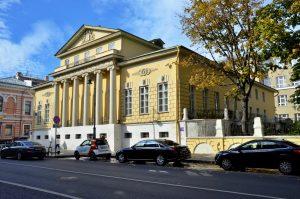 Выставку в музее имени Александра Пушкина закроют. Фото: Анна Быкова