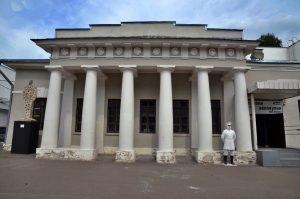 Онлайн-трансляцию лекции проведут в Музее Москвы. Фото: Анна Быкова