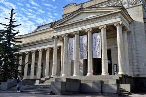 Сотрудники Пушкинского музея покажут онлайн-концерт. Фото: Анна Быкова