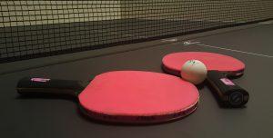 Сотрудники филиала «Хамовники» расскажут о настольном теннисе. Фото: pixabay.com