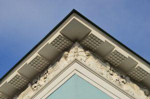 Реставрацию фасадов исторического дома проведут в Чистом переулке. Фото: Анна Быкова