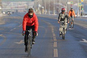 Велофестивали планируют возобновить в Москве. Фото: архив, «Вечерняя Москва»